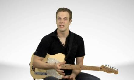 Introduction To Ear Training On Guitar – Guitar Lesson