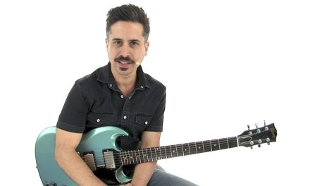 Slow Blues Guitar Lesson – At Night Overview – Corey Congilio