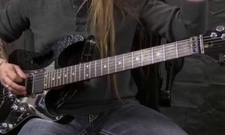 Development Strumming vs Palm Muting for Guitar | Steve Stine | Guitar Zoom