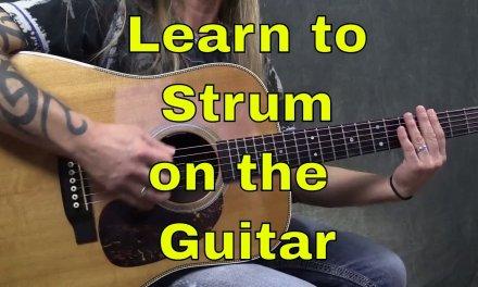 1 Essential Rhythm Guitar Practice Technique (Scratching) – Steve Stine Guitar Lesson