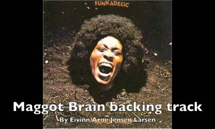 Funkadelic – Maggot Brain backing track