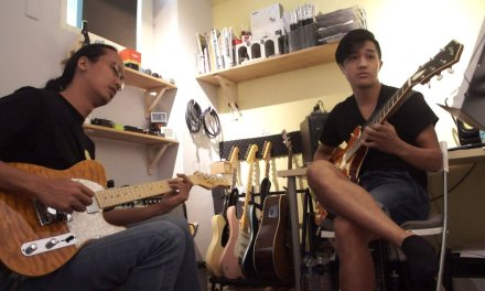 Blue in Green – Az Samad & Wico Weng