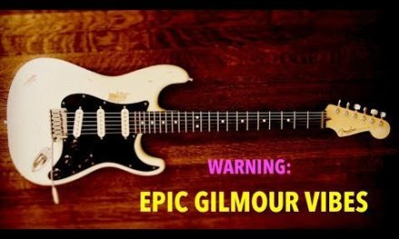 Dreamy Psychedelic Blues Backing Track – D Minor