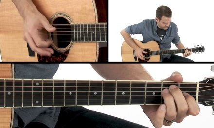 Fingerstyle Blues Guitar Lesson – Snap it Up Performance – John Hatcher