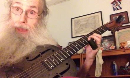 Troubled About My Soul, In Open D Tuning Slide Guitar Blues Lesson. Real Guitar Lesson! OMG!!!
