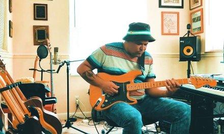 Ralph Conde Guitar Blues Jam