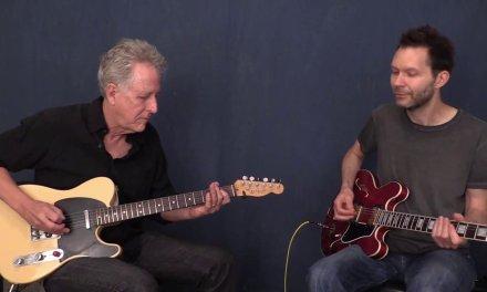 Paul Gilbert Jams and Talks Guitar with Keith Wyatt