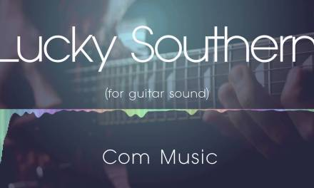 Lucky Southern jazz backing track   for guitar