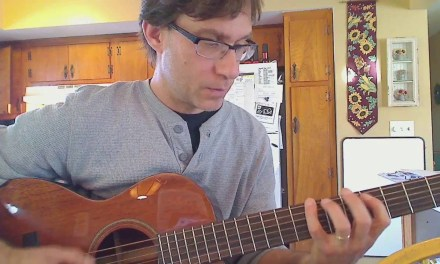 Frank Vignola Guitar Lessons – Major Scales around the cycle of 5ths