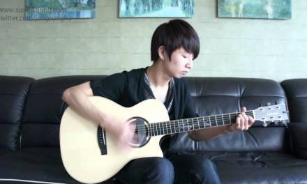 Guitar Boogie – Sungha Jung