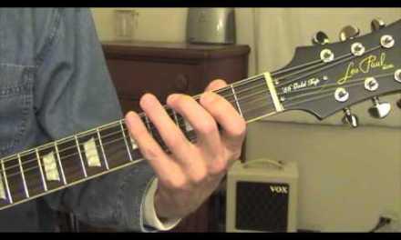 Freddie King – Hideaway – Guitar Lesson