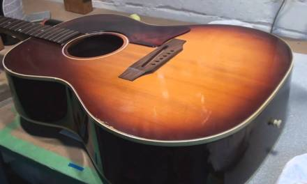 Gibson LG-0 Acoustic Guitar Plus more !!