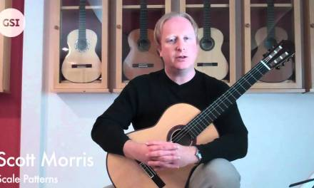 Scott Morris Video Lesson – Moveable Scale Patterns