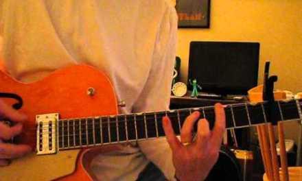 Summertime Blues Lesson – Eddie Cochran