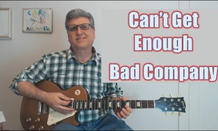 Can't Get Enough by Bad Company (Guitar Lesson with TAB)
