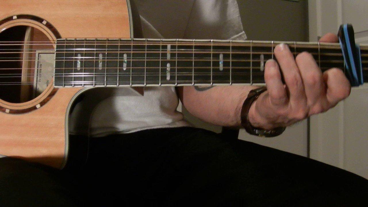 Guy Clark Hemingways Whiskey Guitar Lesson The Glog
