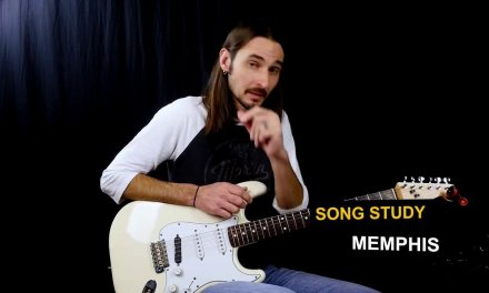 Memphis by Lonnie Mack Guitar Lesson – Blues Song Lessons