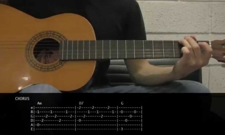 Guitar Lesson: Don Mclean – Vincent / With Tabs