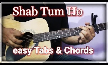 Valentine's Song – Shab Tum Ho | Darshan Rawal – Guitar Chords & Tabs Lesson