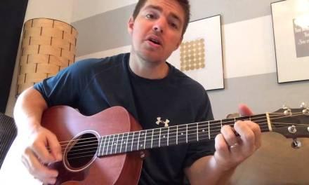God's Not Dead – Newsboys Beginner Guitar Lesson (Matt McCoy)