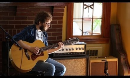 Traveling Riverside Blues by Robert Johnson: 12 String Open D Tuning Arrangement / Lesson