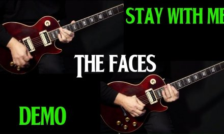 "how to play ""Stay With Me"" on guitar by The Faces 