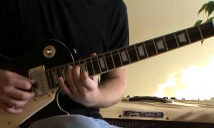 Two Princes solo cover with TAB (guitar solo lesson)