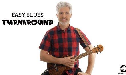 Blues Turnaround Ukulele Lesson (Easy Uke Tutorial)