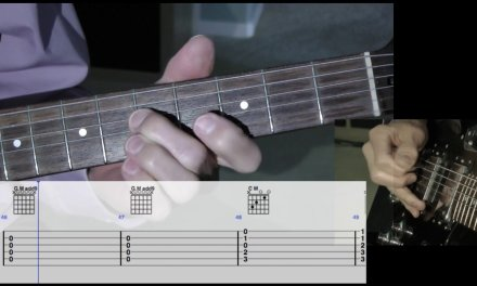 The Monkees – Pleasant Valley Sunday – Guitar Lesson