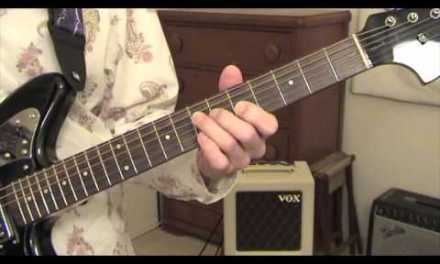 The Doors – The Spy – Guitar Lesson