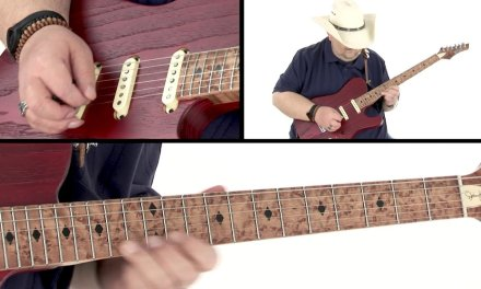 Johnny Hiland Guitar Lesson – Swing in A Turnaround Performance – Ten Gallon Guitar