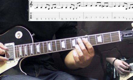 ZZ Top – Master Of Sparks – Rock Guitar Lesson (w/Tabs)