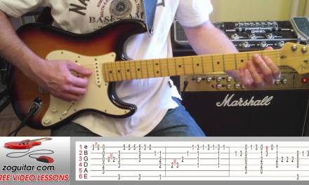 How To Play Misty on Guitar by Erroll Garner (part one) + TAB