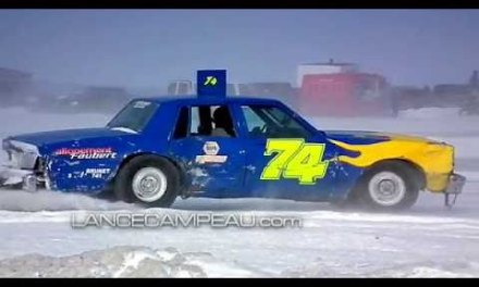Slow Motion Auto Drifting – VIDEO #4 – LanceCampeau.com