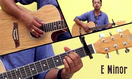 Oh Hansini Guitar Lesson – Zehreela Insaan – Kishore Kumar