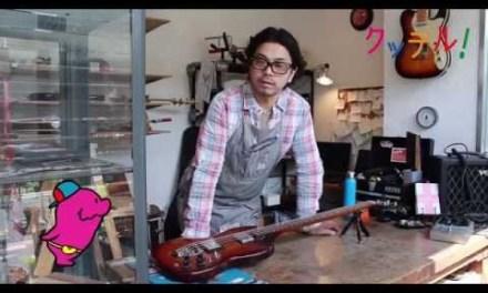 """Kutteru! #00 """"Guitar repair man"""" -English subtitle-"""