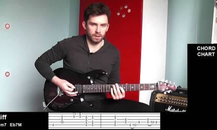 How to Play This Girl by Kungs vs Cookin' on 3 Burners on Guitar (w/tabs)