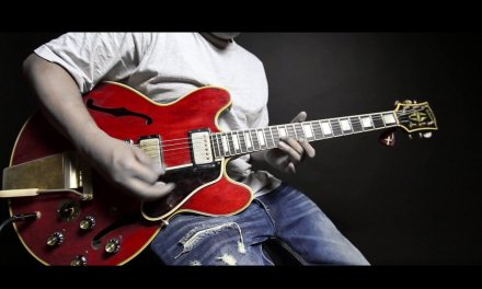Old Chicago Blues – Jimmy Rogers style