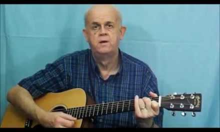 4 Guitar Chords You Must Know – Beginner Guitar Lessons Tutorial