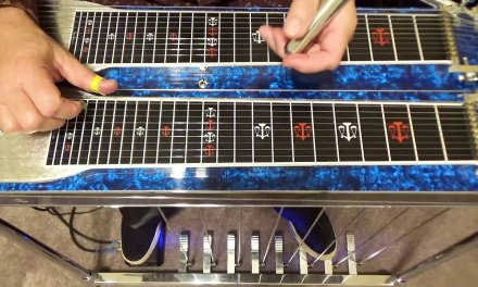 E9 Buddy Emmons Style Licks | Pedal Steel Guitar Lesson