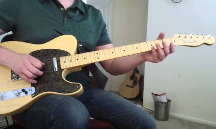 "How To Play "" Roadhouse Blues"" by The Doors – Lesson"