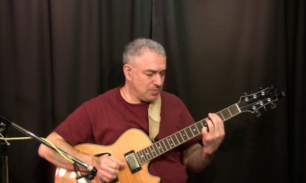 Let's Stay Together, Al Green, Fingerstyle Guitar, Jake Reichbart, lesson available!