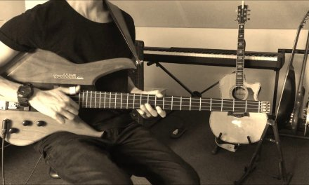 Ralph Gayet – Slap Bass Washburn Status S1000