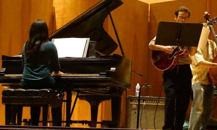 SJSU 186 Jazz Combo – (1) I'll Catch You (John Scofield) – part 2 of 2
