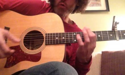 Caledonia – Dougie MacLean – Guitar Lesson