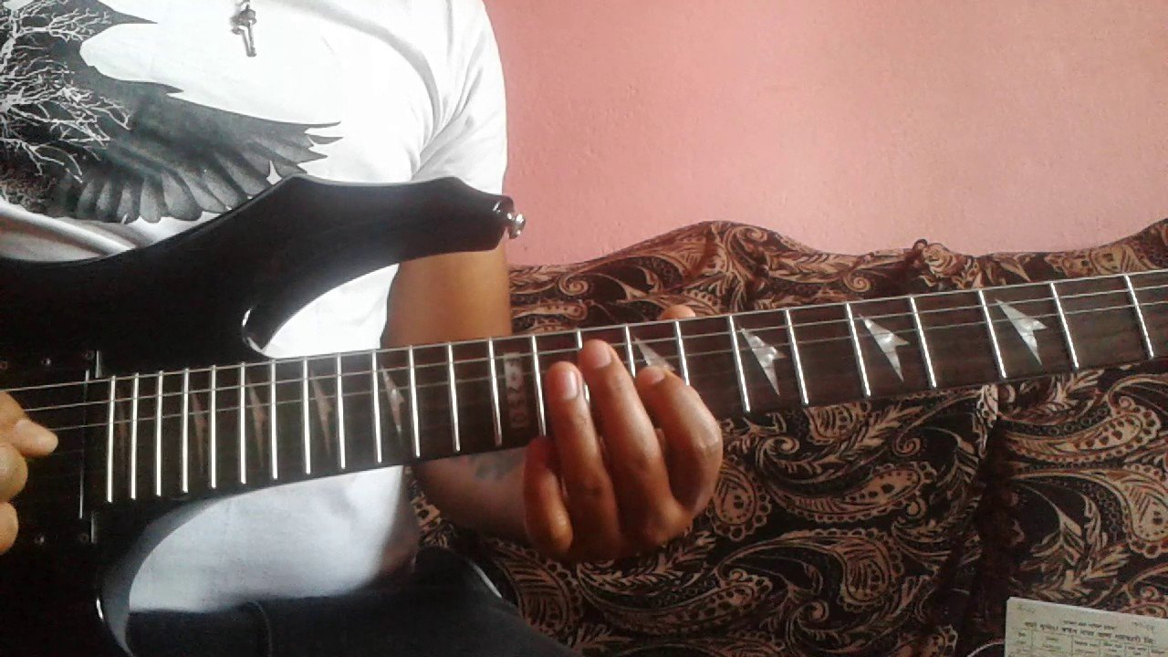 Guitar Lesson Of Paan Ko Paat Improvised By Krazy Brothers The Glog