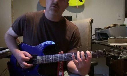 The pentatonic blues scale for guitar made easy