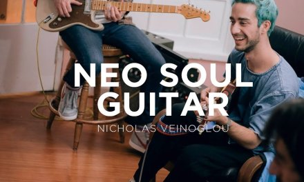 Nicholas Veinoglou teaches you Neo-Soul guitar