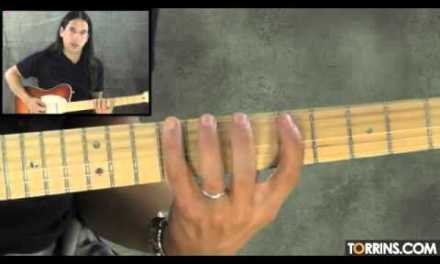 Guitar Scales – Ionian mode / scale for Guitar Part 2 with Mike Walker – Beginner Guitar Lessons