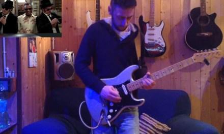 The Most Famous Blues Riffs – Guitar Lesson